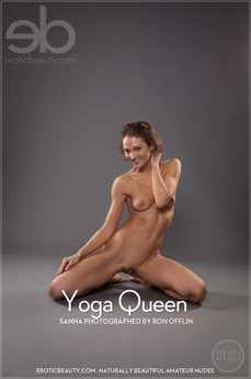 EroticBeauty - Sanna - Yoga Queen by Ron Offlin