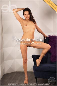 EroticBeauty - Isha - Presenting Isha by Marlene