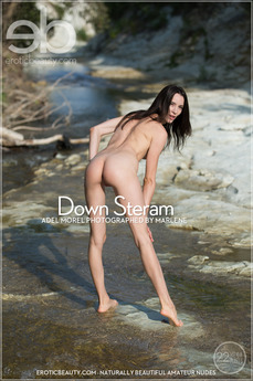 EroticBeauty - Adel Morel - Down Stream by Marlene