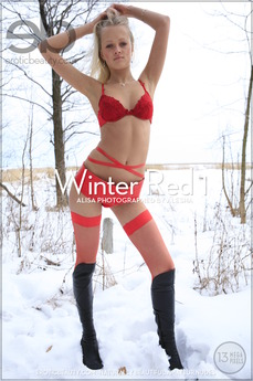 Erotic Beauty Winter Red 1 Alisa