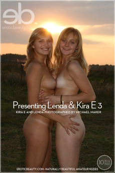 Presenting Lenda & Kira E 3