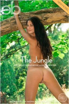 Kat-o The Jungle Erotic Beauty