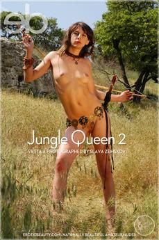 EroticBeauty - Vetta A - Jungle Queen 2 by Slava Zemskov