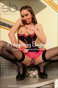 Erotic Beauty Presenting Bagira B Bagira B