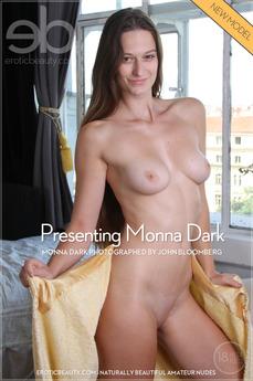 EroticBeauty - Monna Dark - Presenting Monna Dark by John Bloomberg