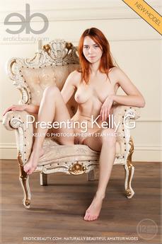 EroticBeauty - Kelly G - Presenting Kelly G by Stan Macias
