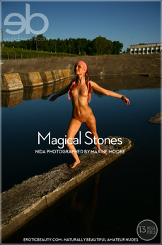 EroticBeauty - Nida - Magical Stones by Maxine Moore