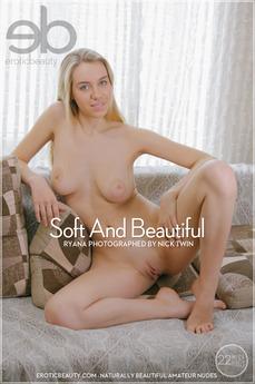 EroticBeauty - Ryana - Soft And Beautiful by Nick Twin