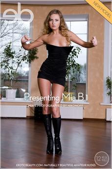 Presenting Mia B 1