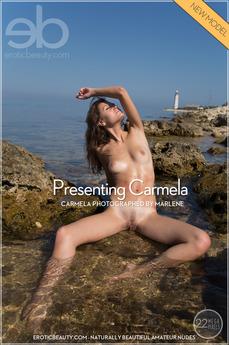 EroticBeauty - Carmela - Presenting Carmela by Marlene