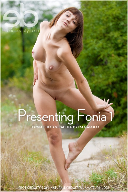 Presenting Fonia 1