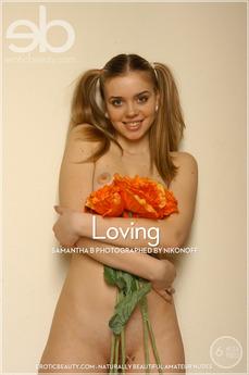 EroticBeauty - Samantha B - Loving by Nikonoff