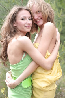 Erotic Beauty Make Out Lesia A & Sveta A