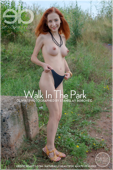 EroticBeauty - Olivia I - Walk In The Park by Stanislav Borovec
