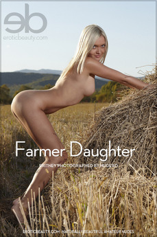 EroticBeauty - Nelly A - Farmer Daughter by Nudero
