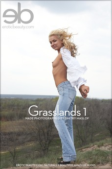 Erotic Beauty Grasslands 1 Nade