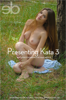 Erotic Beauty Presenting Kata 3 Kata