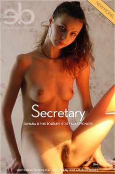 Erotic Beauty Secretary Tamara D