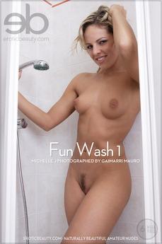 Erotic Beauty Fun Wash 1 Michelle J