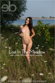 EroticBeauty - Adel Morel - Lost In The Meadow by Marlene