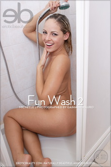 Erotic Beauty Fun Wash 2 Michelle J