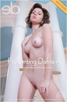 Erotic Beauty Presenting Dafna A Dafna A