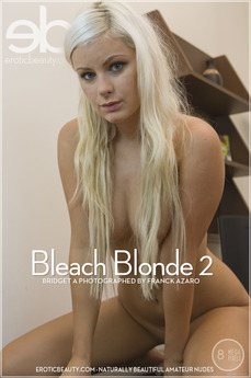 Erotic Beauty Bleach Blonde 2 Bridget A