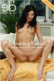 EroticBeauty - Karna - Presenting Karna 1 by Thierry Murrell