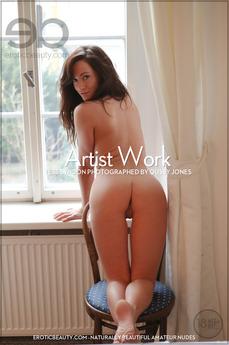 EroticBeauty - Tess Lyndon - Artist Work by Qussy Jones