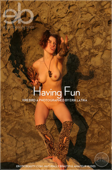 EroticBeauty - Firebird A - Having Fun by Erik Latika