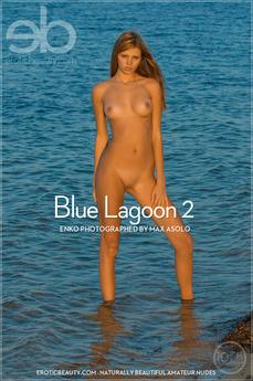 EroticBeauty - Enko - Blue Lagoon 2 by Max Asolo