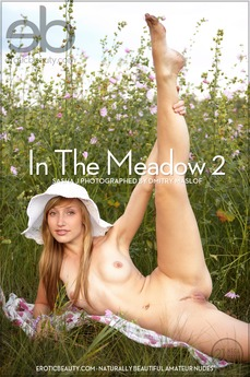 Erotic Beauty In The Meadow 2 Sasha J
