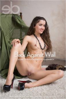 EroticBeauty - Celina T - Back Against Wall by Vladimirov