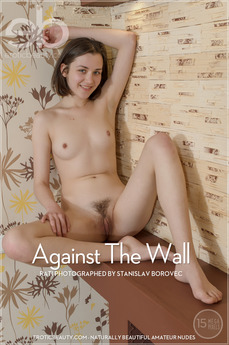 EroticBeauty - Rati - Against The Wall by Stanislav Borovec