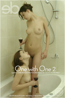 Lena S & Ritaa One with One 2 Erotic Beauty