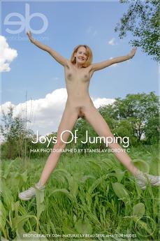 EroticBeauty - Mak - Joys Of Jumping by Stanislav Borovec