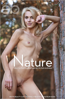 Erotic Beauty Nature Lilly A