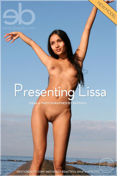 Erotic Beauty Presenting Lissa Lissa A