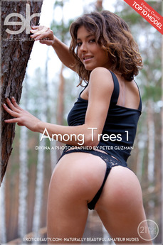 Erotic Beauty Among Trees 1 Divina A