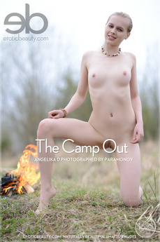 EroticBeauty - Angelika D - The Camp Out by Paramonov