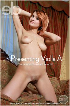 EroticBeauty - Violla A - Presenting Violla A by Matiss
