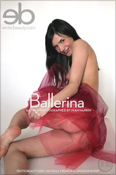 Erotic Beauty Ballerina Katya N