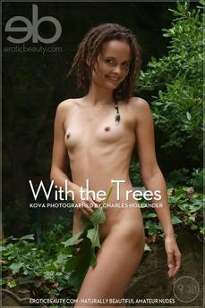 Kova In The Trees Erotic Beauty
