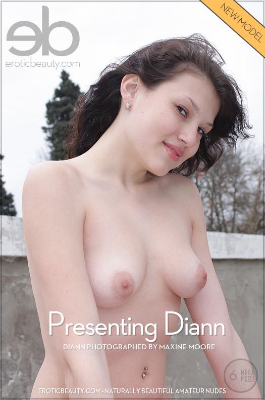 Presenting Diann