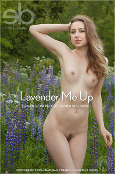 EroticBeauty - Ginger Frost - Lavender Me Up by Nudero