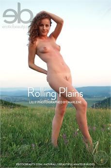 EroticBeauty - Lili F - Rolling Plains by Marlene