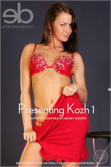 Presenting Kozh 1