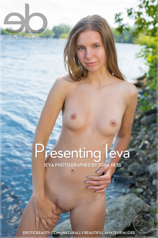Presenting Ieva featuring Ieva by Tora Ness