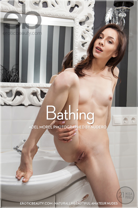 Bathing featuring Adel Morel by Nudero