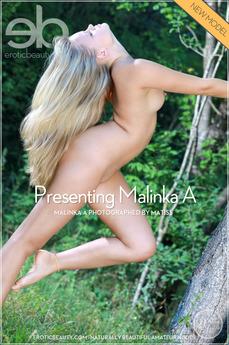Presenting Malinka A